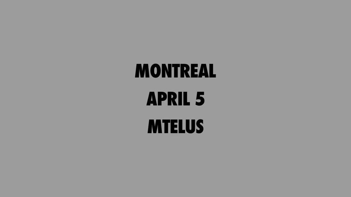 Wow! @KayzoMusic ADORE #Montreal et #îLESONIQ !! 5 avril @mtelusmontreal ! ➡️ bit.ly/2CIIlGG