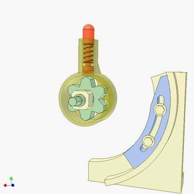 Ratchet Mechanism