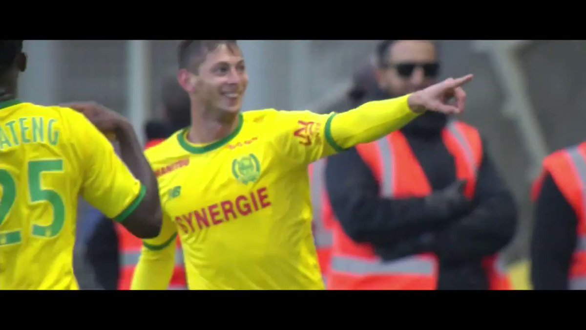 This very emotional video tribute to Emiliano Sala will hit you hard.   You'll always be remembered by every football fan around the world Emiliano Sala.   Terrible tragedy. 😢🙌🏻