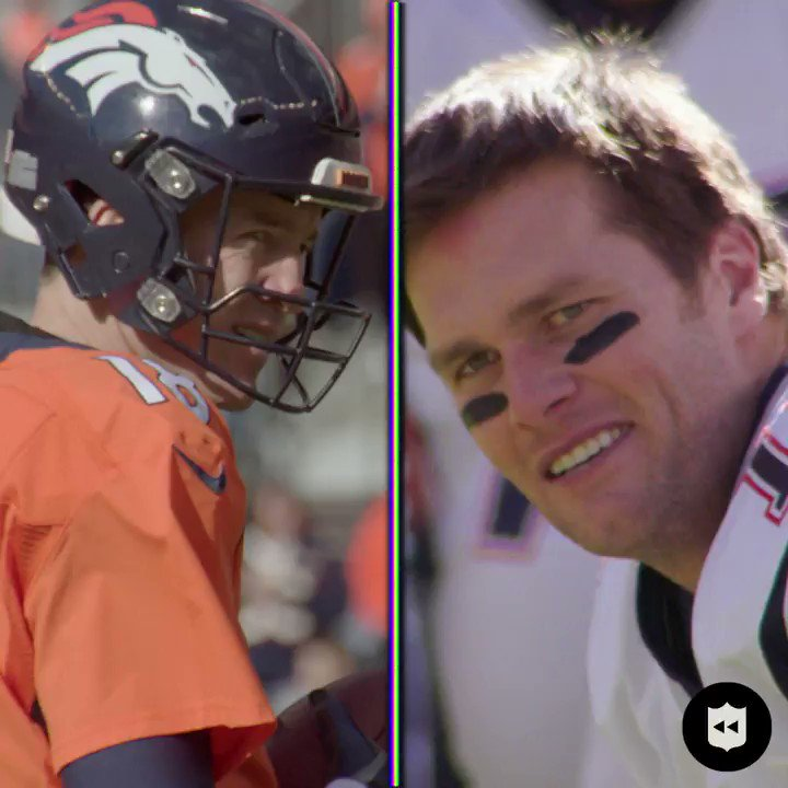 Three years ago today: the final playoff duel between Brady and Manning.  #ThisDayInHistory @Broncos