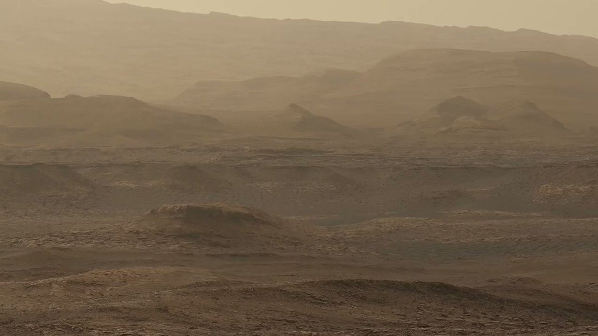 Curiositys future route to Mount Sharp CG @MarsCuriosity accurate scale using @HiRISE reference 4k60: youtu.be/TOB1VaYYCDA Wallpaper: flic.kr/p/2eqUH9P 99 Megapixel: flic.kr/p/2emdpvY