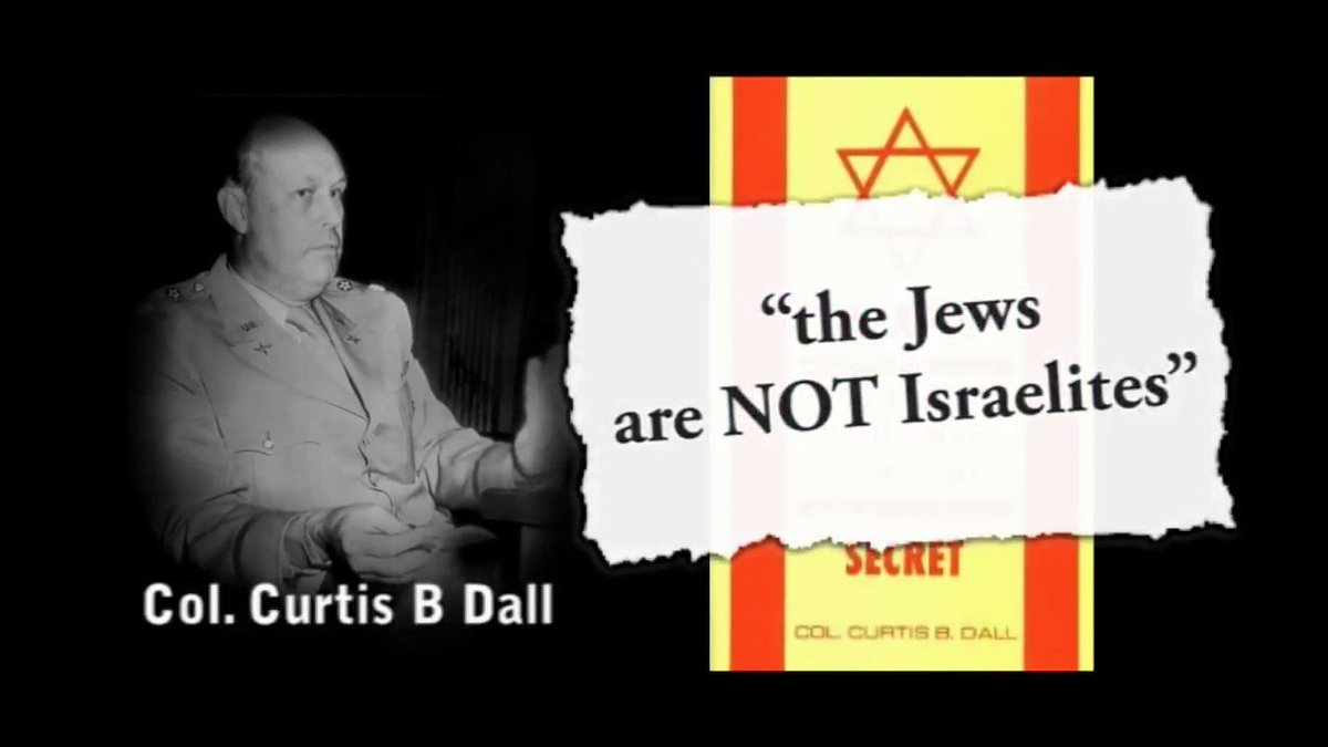 5#   Fake Jews. They have stolen the Identity of the real Black Jews of The Holy Bible............The .............5,000,000,000,000 Trillion Question finally Answered. https://t.co/62g3RaXtjK