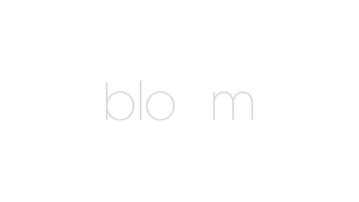 Twiitti käyttäjältä bloom_EU