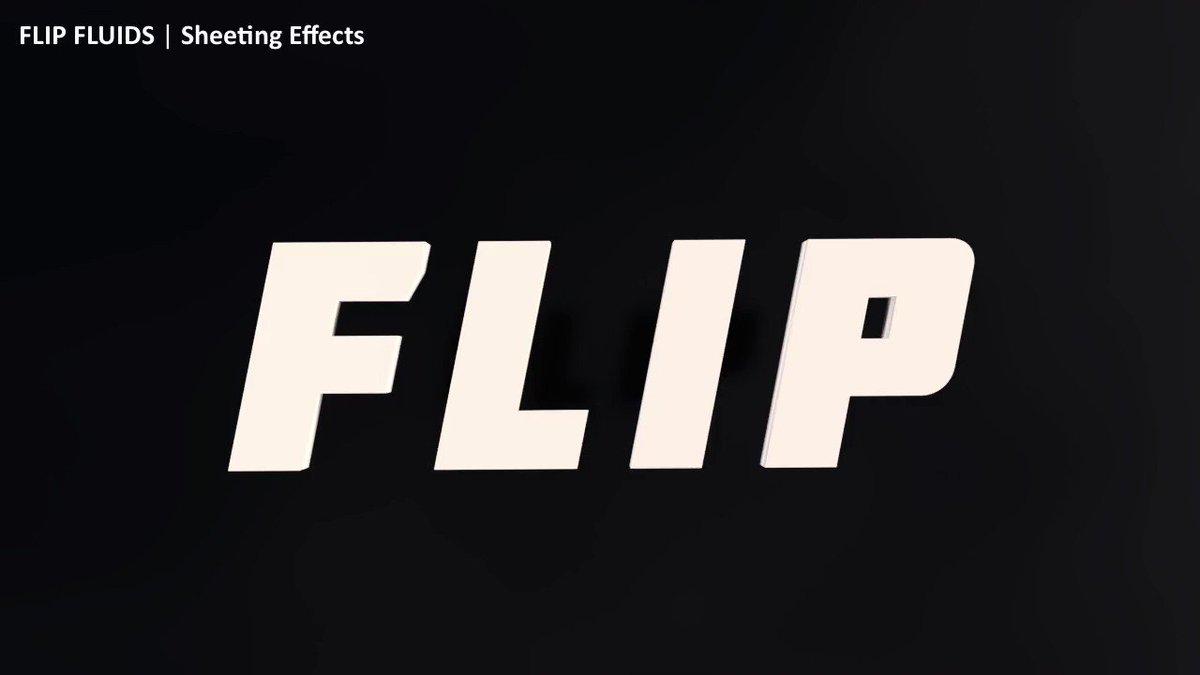 FLIPFluids on Twitter: