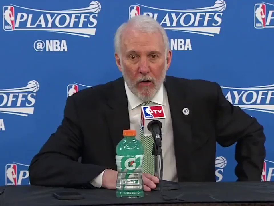 For Gregg Popovich's birthday, we look back at some of his greatest interviews. Never change, Pop 😂