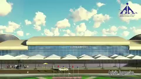 Thank you So much @aaistvairport @AAI_Official Pramod Sir @suratairportac1 @CRPaatil @DarshanaJardosh @SGCCI_Surat @WWWASurat and all surti who fought for this right... Dream is going to be true @narendramodi @SuratAirportSTV