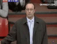 Rafa Benitez = #LFC's magician since 2004 🇪🇸🎩