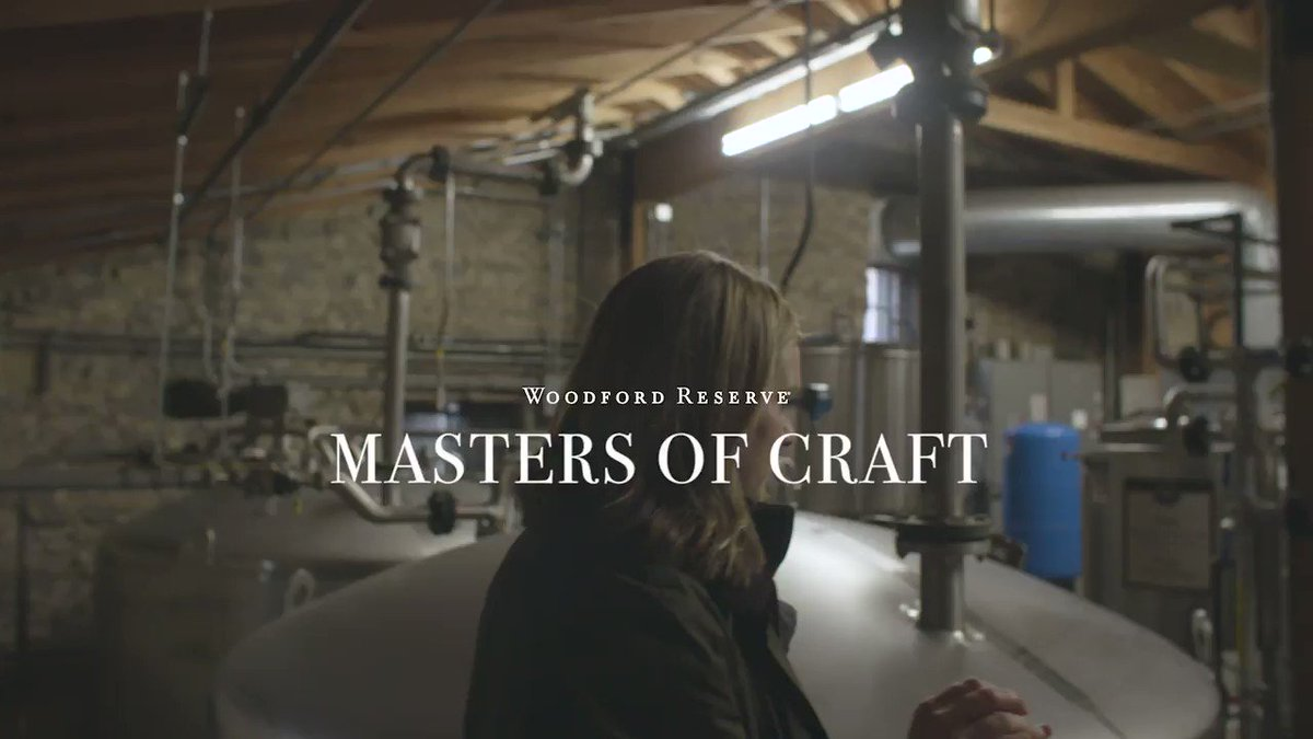 Quality. If we aren't great nothing else matters. #woodfordreserve