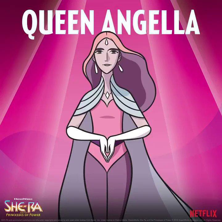 Take a screengrab to discover your queen! #wcw #SheRa