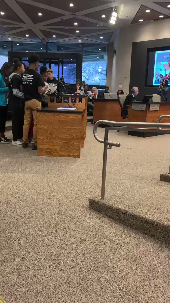 One of the big highlights of the RAACD presentation to the Sacramento County Board of Supervisors was the opportunity for the youth to be seen and have their voices be heard. The youth spoke, and we listened🙌 Pt. 1 #youthofsacramento #youthvoicesmatter #raacd