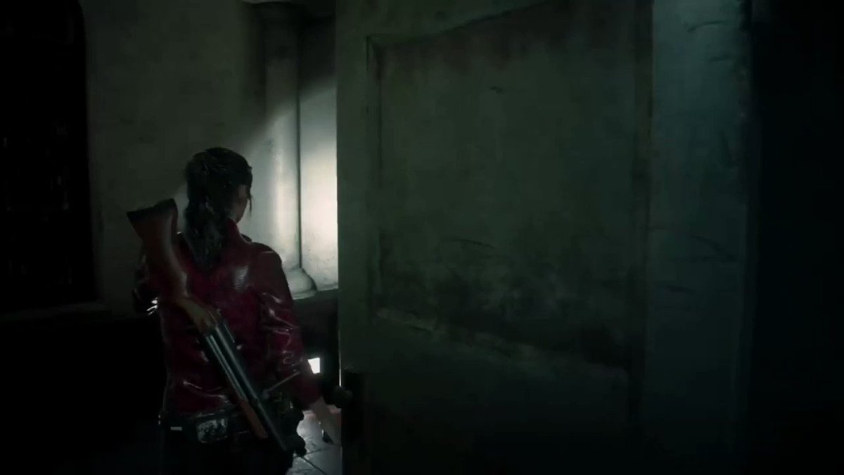 Someone modded DMX's X Gon' Give It to Ya into Resident Evil 2 whenever Mr. X is around!