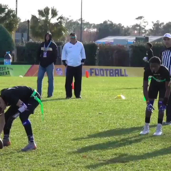 One of the most electric plays from last weekend at  NFLFLAGChampionships!  😨⚡ 🎥 via  thecheckdown https   t.co 5KMaFw5G3a d9bd7a0b5