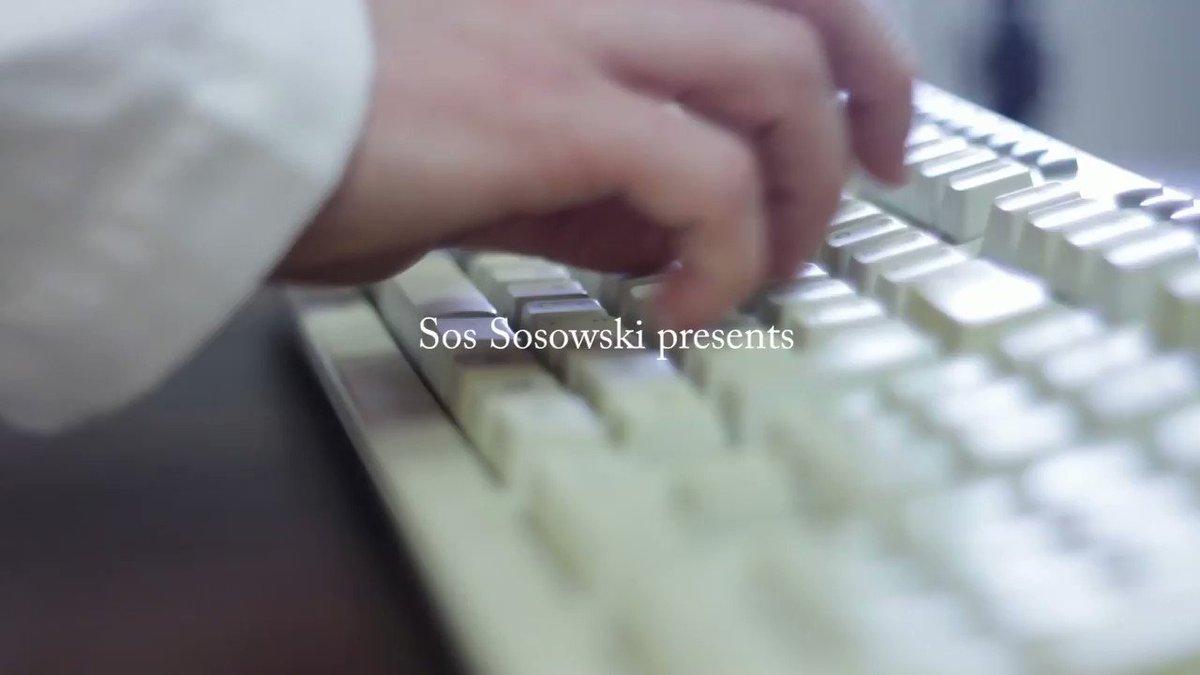 Sos Sosowski on Twitter
