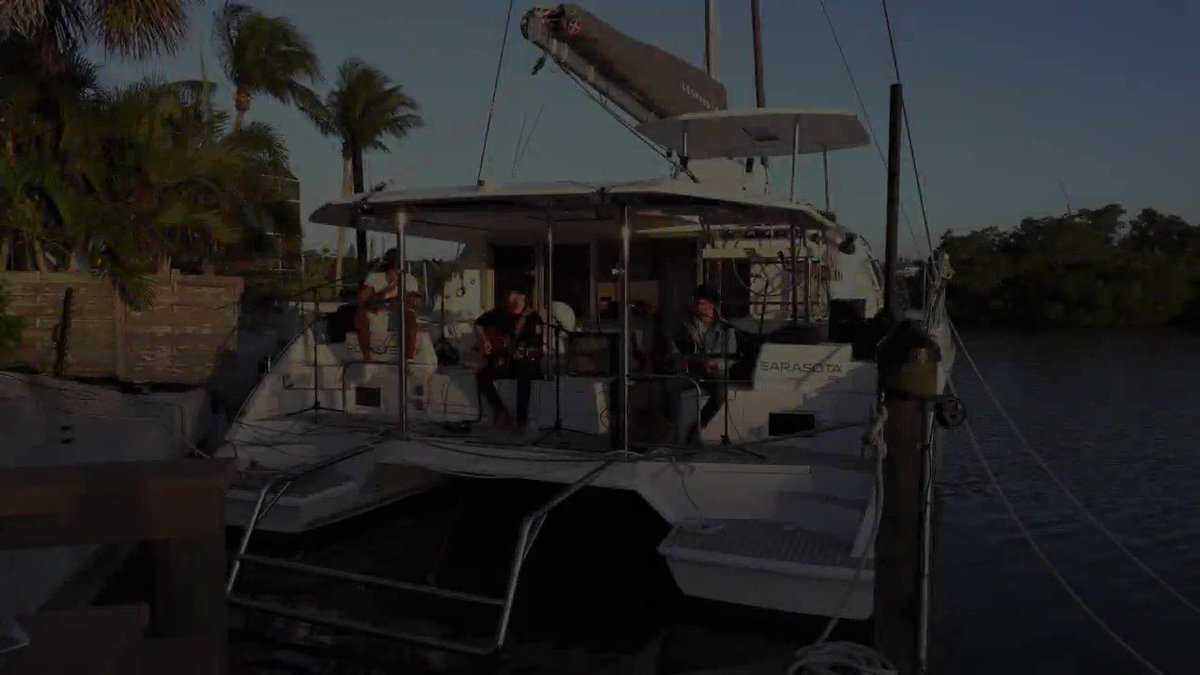 """Full Video: https://youtu.be/U2g4LlTvqJI My focus on high quality video content began when a close friend invited me to Full Sail University to film the highest quality video shoot imaginable. Now, 5 years later, he invited to play a show on his boat which he named """"Rocksteady""""!!"""