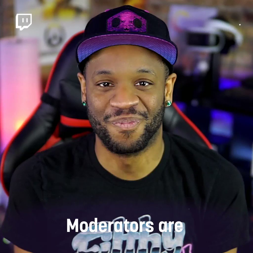 Channel Moderators, we're sharpening your swords. Today, we introduce Moderator Tools in Chat - one way to show our support for all you do around Twitch: https://link.twitch.tv/2sYqkQ3