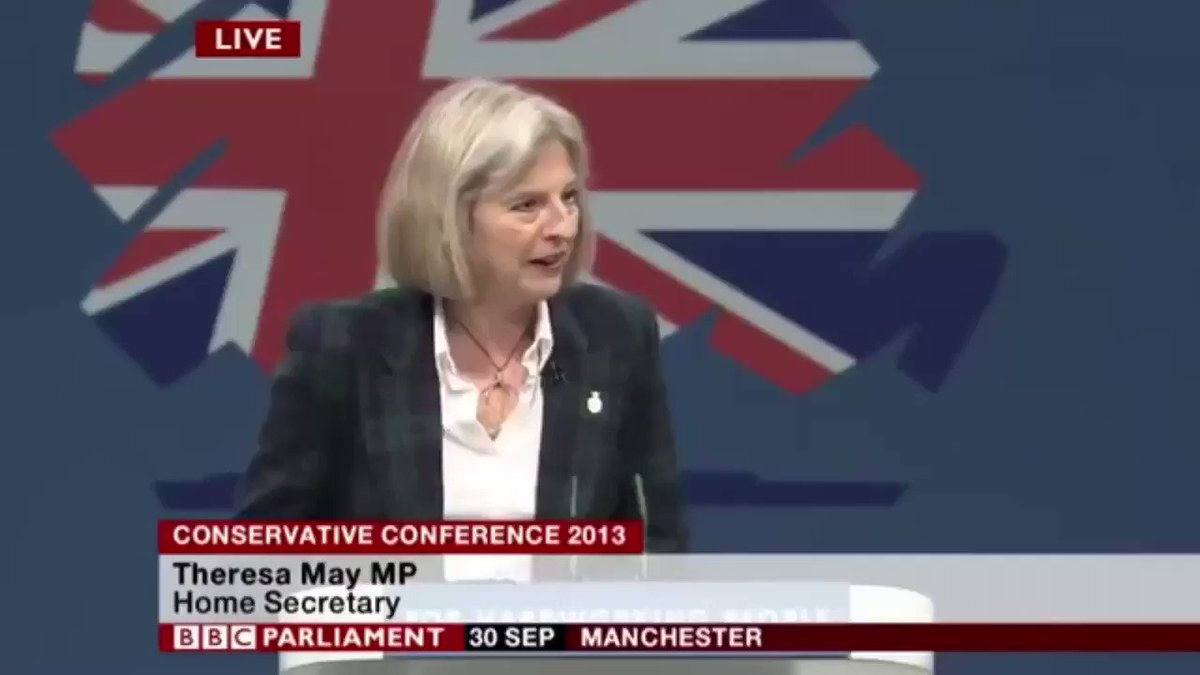 Here it is people, the reason theresa may wants Brexit! Scary stuff!! #GeneralElectionNow #JC4PM2019 #BBCQT