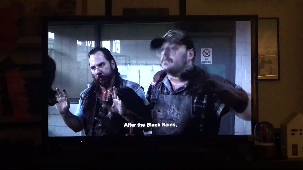 """Sorry, @znation , if they're Canadian they should be calling them """"zeds"""" 😏🇨🇦 #missedopportunity #zedaintdead #canada"""