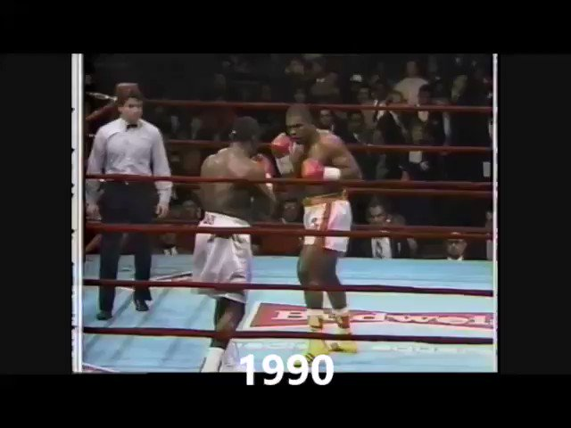 """KO of the Year"" from 1990 to 1999 - The 90s were brutal!!! #boxing #history"