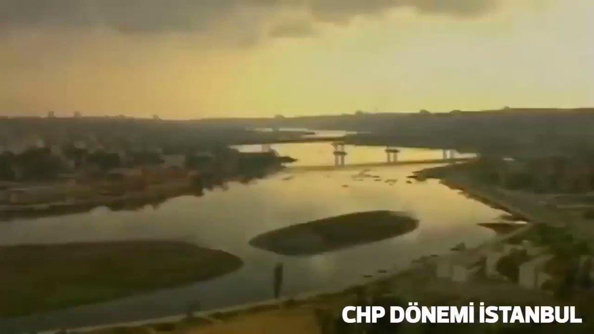 CHP dönemi Haliç  AK Parti dönemi Haliç  - İzleyip, izletelim -