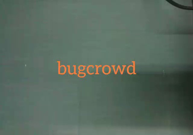 ART without heart is craft 😃. Both the conference and this art for the @Bugcrowd.  Made by one of our patron to show gratitude for @Bugcrowd @BugcrowdOps @ChloeMessdaghi @Owaspseasides @Jhaddix @gupta @caseyjohnellis