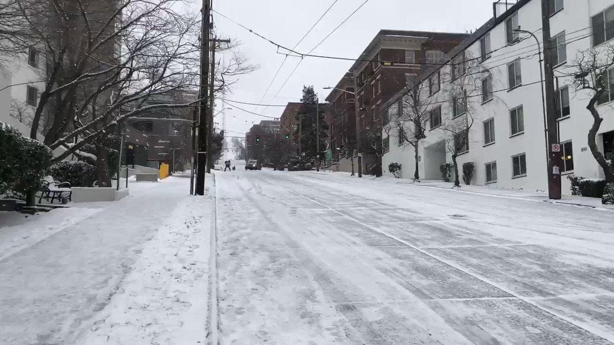 Idaho Teen David Holston Made $35,000 Plowing Snow in Seattle