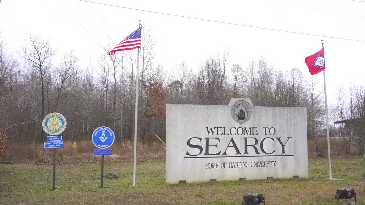 The 6th stop on our tour across the country, was #MySearcy. Take a look behind the scenes and see what makes this small business community special. #smallbusinessrevolution