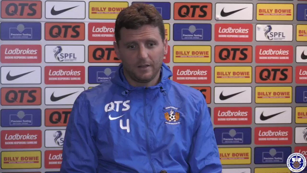 """I've left my family and my kids back in England so I mean business by coming up here that's for sure.""  @AlexBruce84 on why he joined Killie and why he's relishing the challenge at Rugby Park.  Full interview on Killie TV  📺 http://tv.kilmarnockfc.co.uk"
