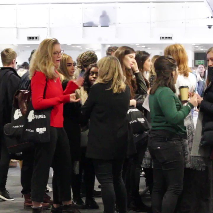 Watch the highlights from this year's RTS Futures Careers Fair #RTSCareers