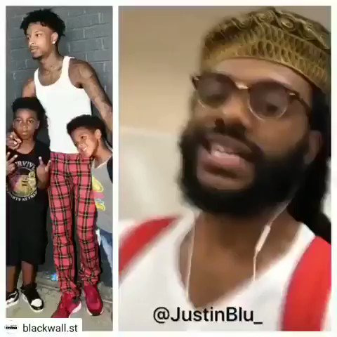 While you guys are laughing at 21 savage's situation. Let this video pick your brain a bit.