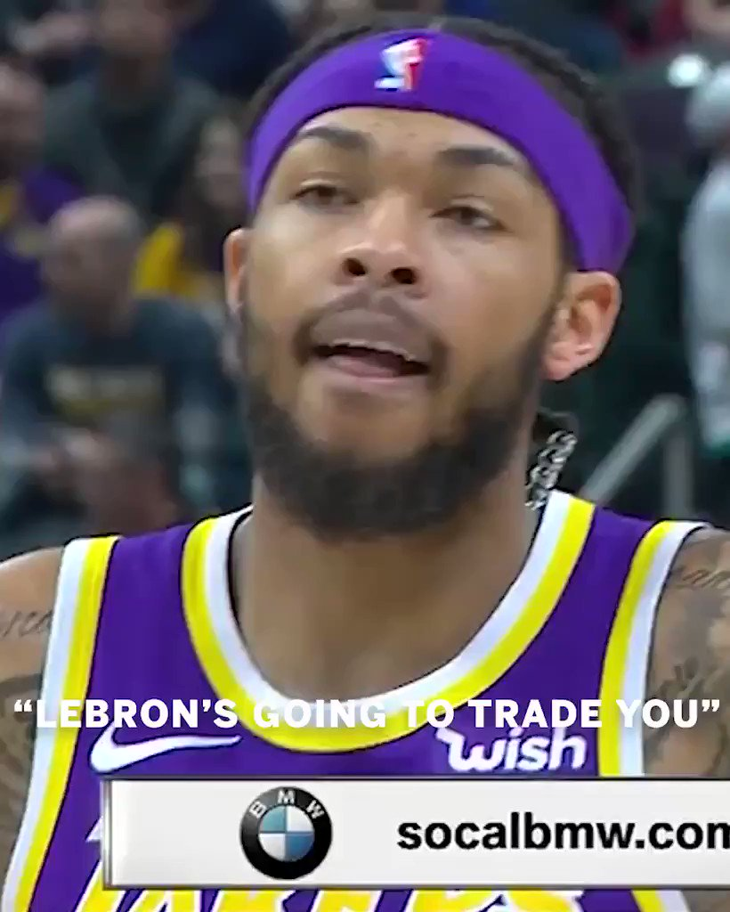 'LeBron's gonna trade you!'  Pacers fans have ZERO chill right now �� https://t.co/0qRhOg28vc