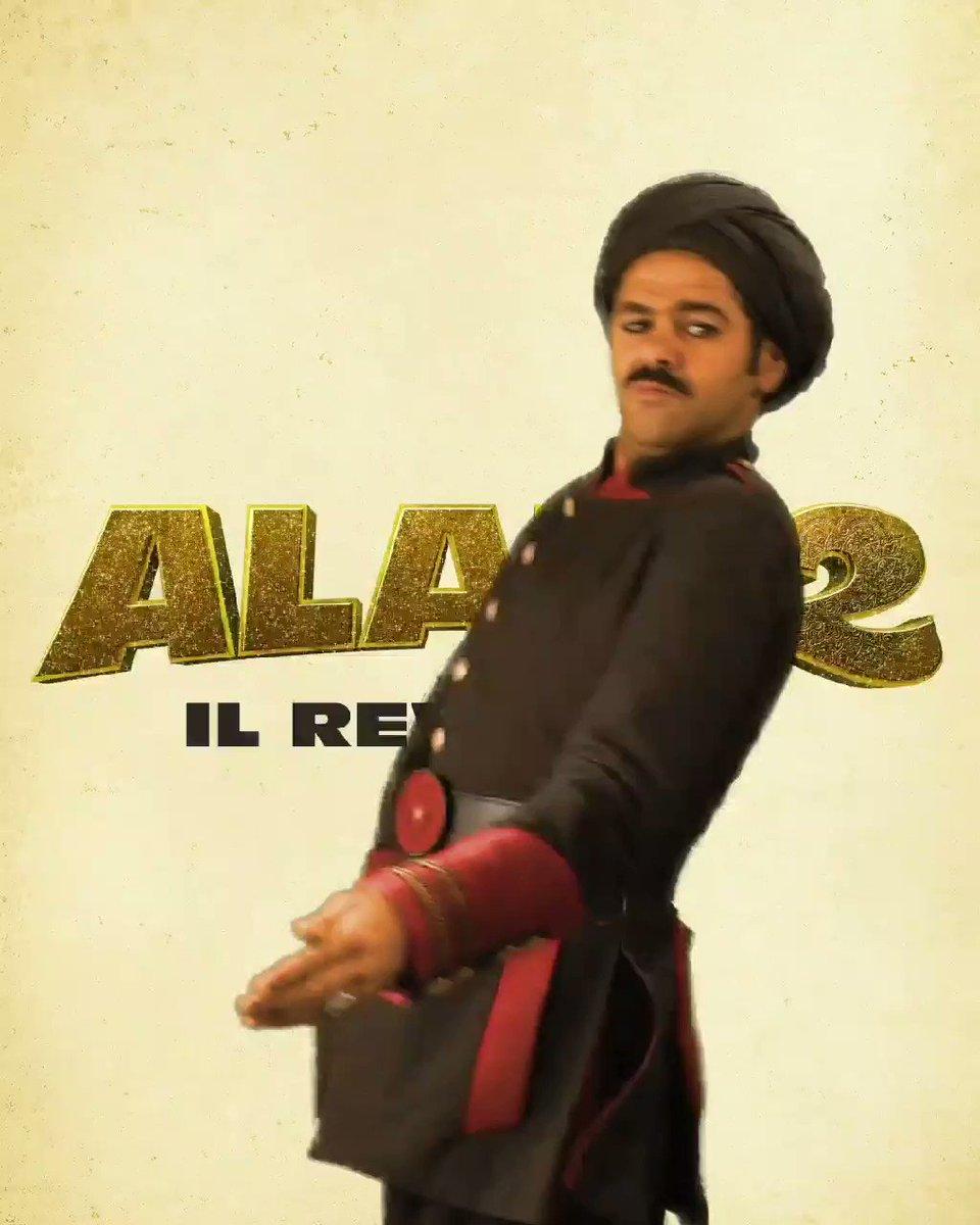 🧞♂️🕌 #Alad2 sort en DVD aujourd'hui !!!