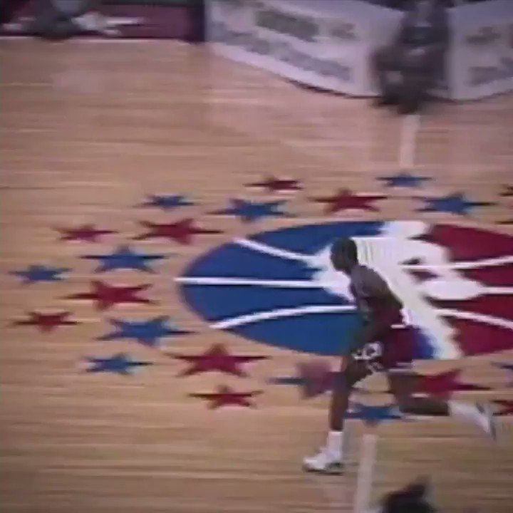 On This Date: 31 years ago today, MJ and Dominique Wilkins had a dunk contest showdown for the ages https://t.co/LZOZh0Rp8L