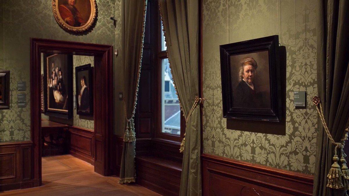 NU TE ZIEN - @Mauritshuis heeft één v/d belangrijkste #Rembrandt-collecties ter wereld. De tentoonstelling 'Rembrandt en het Mauritshuis' bestaat niet alleen uit bekende meesterwerken, maar ook uit schilderijen die niet langer aan hem worden toegeschreven. http://www.mauritshuis.nl/rembrandtenhetmauritshuis…