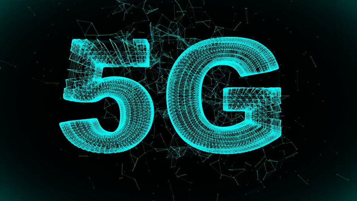 Our first #5G product: a 100% software gNodeB including the physical layer running on commodity hardware! Come and visit our booth 5K13 at #MWC19
