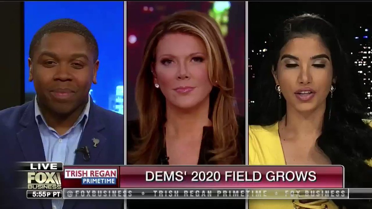Madison Gesiotto On Twitter How Many Democrats Will Run And How Many Will Promise Free Stuff To Everyone