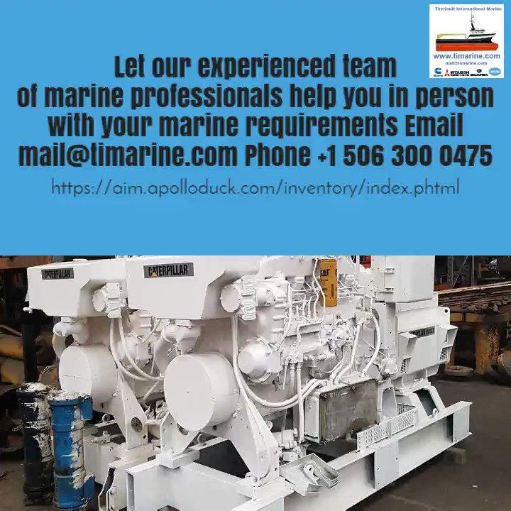 Theriault International Marine - mail@timarine com