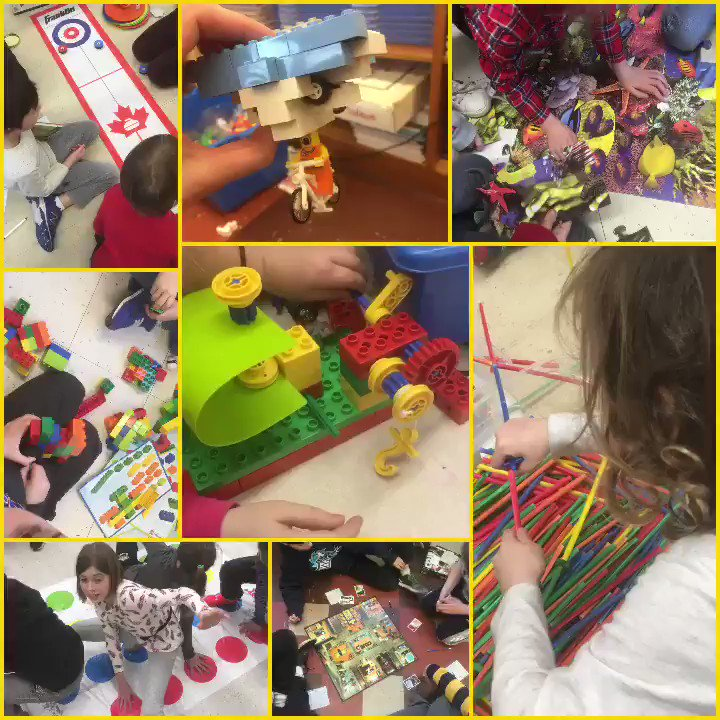 Global School Play Day at Tupper! So much creativity, collaboration, communication & FUN! #GSPD2019 #SeeWhatImLearning