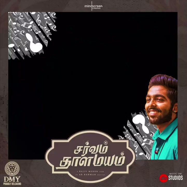 #SarvamThaalamayam is running successfully in cinemas near you! Catch #STM for this weekend!!    @arrahman Musical 🎵 @DirRajivMenon Directional   #DMY #DMY2019