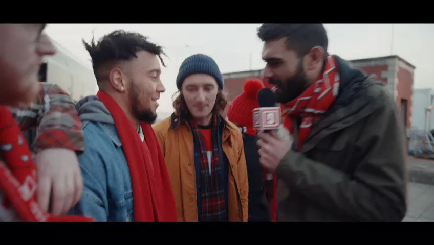 Just me casually surprising fans in @CocaCola_GB 's new TV advert 🤣. We've got loads planned this year to bring you lot closer to the @premierleague action... You ready? Watch the ad in full: https://youtu.be/8_XBxcIoZy0 👊🏽#WhereEveryonePlays #ad