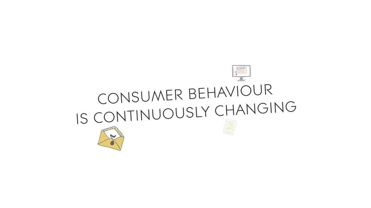 People's behaviour is constantly changing, due to the power of the palm. We can do whatever we want, in whatever moment we want. https://t.co/B7M54mBxE0 #moments #connections #digitalmarketing #marketingexperts #events #consumerbehaviour