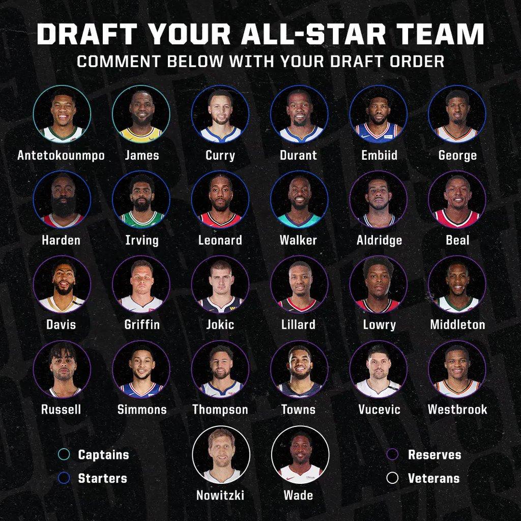 Decisions, decisions �� #NBAAllStar  (��@RUFFLES) https://t.co/D8DiVTrikg