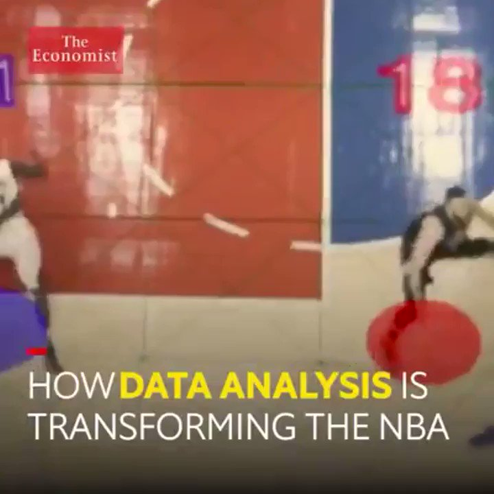 Image for the Tweet beginning: How data analysis is transforming