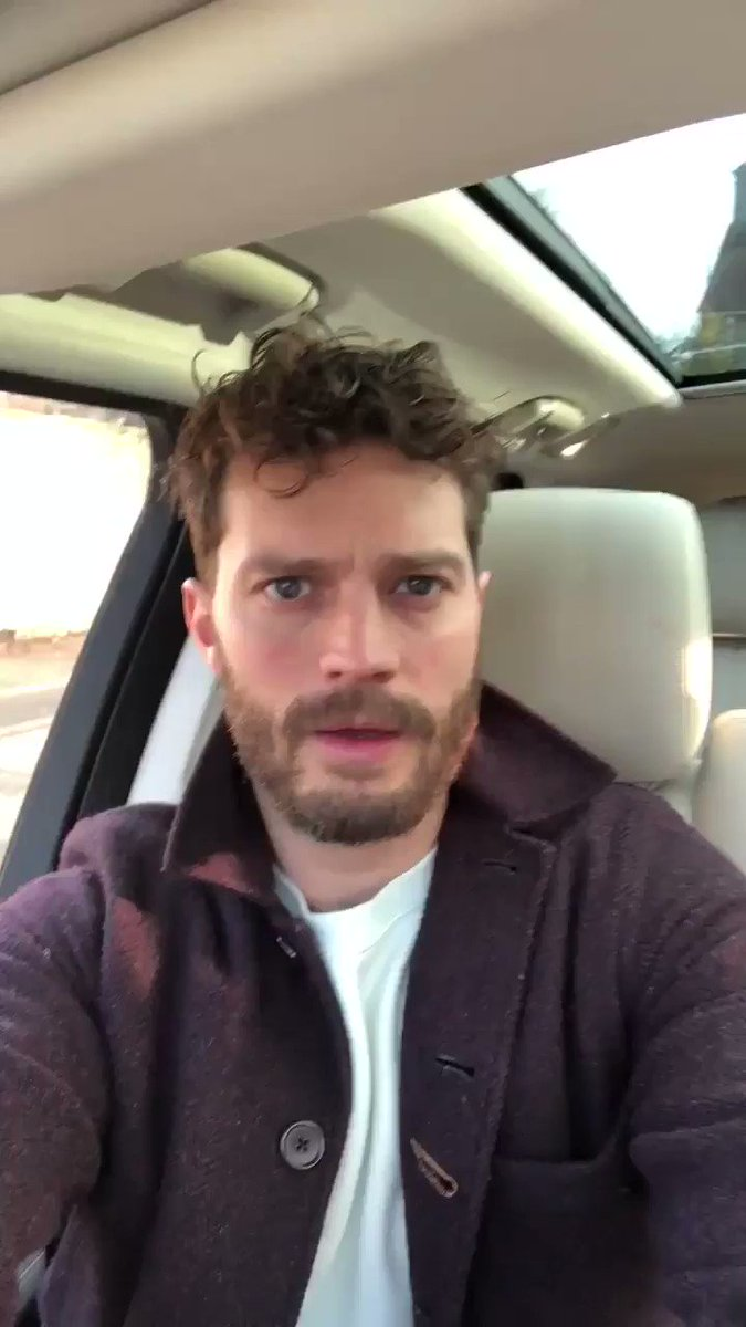 And now a personal message from #JamieDornan! #UntogetherFilm