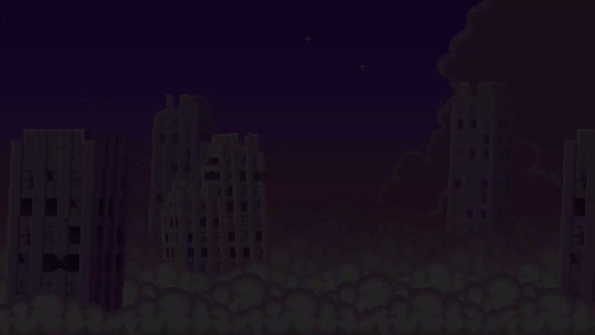 Estamos muito felizes de anunciar o nosso primeiro trailer com o novo nome SkyRacket! Adicionem o jogo na wishlist da Steam! 🎮 http://bit.ly/SkyRacketOnSteam… Conta pra gente o que achou do trailer pelas redes sociais @DoubleDashSTU!  #GetRkt #madewithunity #indiedev #indiegame