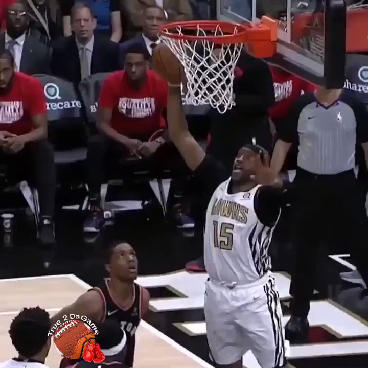 Vince Carter showing that he can still get up #ATLvsTOR #WeTheNorth #TrueToAtlanta #NBA #NBAonTNT #NBAAllStar (via @ESPNNBA )  https://www.true2dagame.com/nbabasketball
