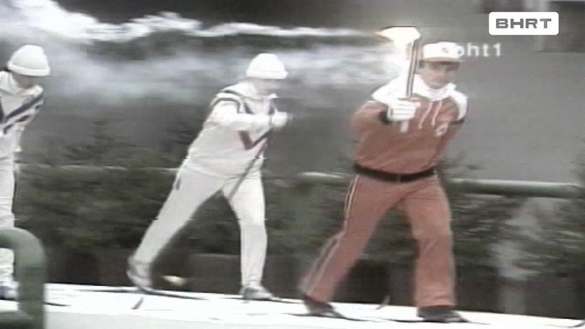 Na današnji dan prije 35 godina otvorene su 14. Zimske olimpijske igre u Sarajevu #ZOI84 #BHRT