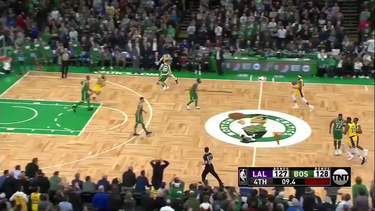 ICYMI: RONDO CALLED GAME �� #SCtop10 https://t.co/KQx8s99wPe
