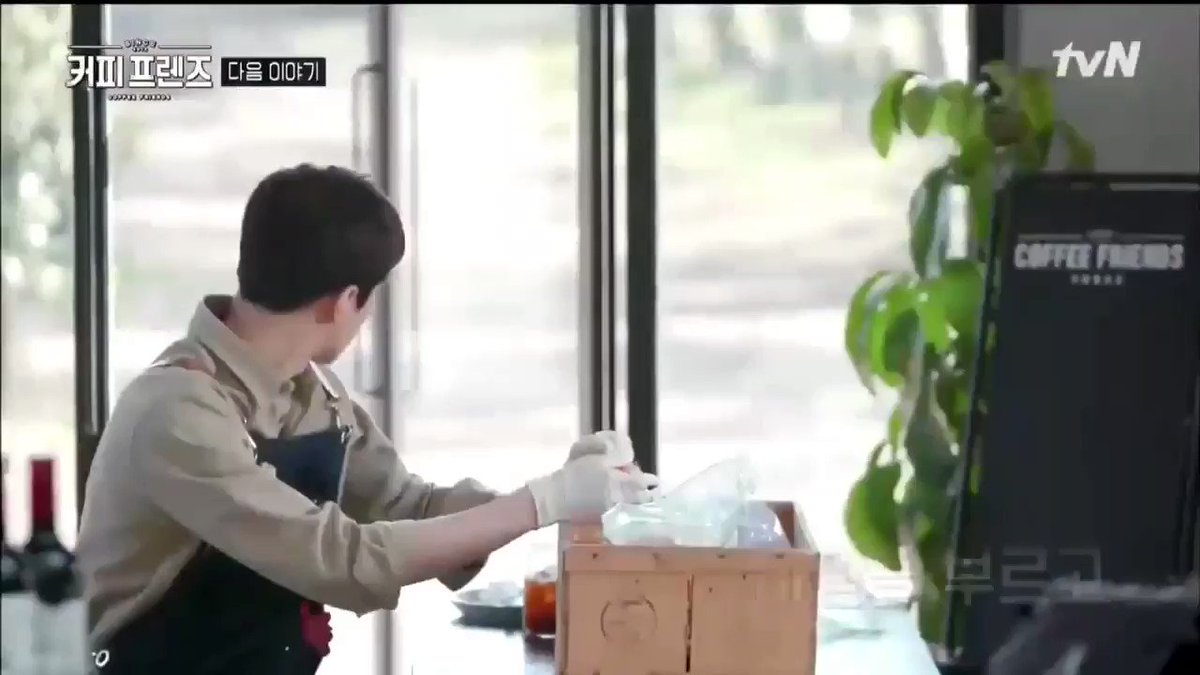 "Sehun appearance on tvN's ""Coffee Friends"" Preview  #EXO #EXO_TEMPO #LoveShot #SEHUN #세훈 @weareoneEXO https://t.co/CxVJSnYbm9"