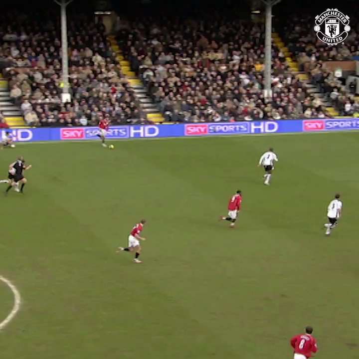 14 years ago today, Cristiano Ronaldo did it all himself for the late winner against Fulham 💥  (🎥 via @ManUtd)