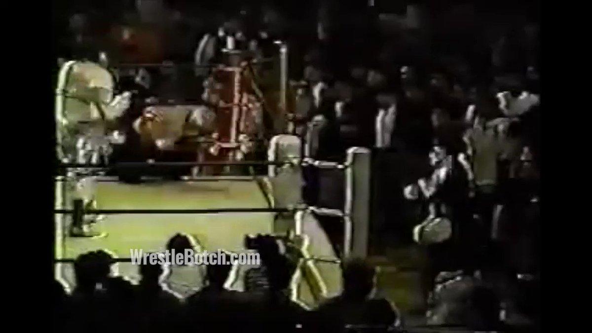Mr. Pogo hits his finisher on Mitsuhiro Matsunaga 🔥🙈 #FuckKayfabeFriday